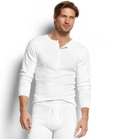 2xist Men's Essential Range Long-Sleeve Henley
