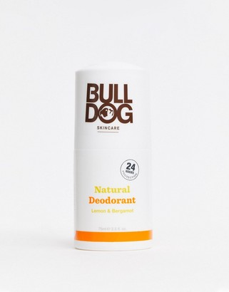Bulldog Lemon & Bergamot Deodorant 75ml