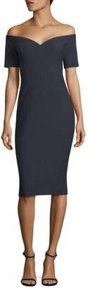 Cinq à Sept Birch Off-The-Shoulder Dress