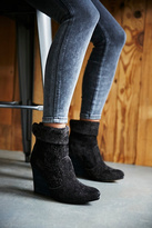 FP Collection Womens BOMBAY WEDGE BOOT