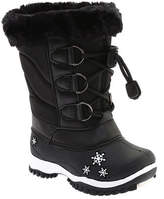 Baffin Infant/Toddler Girls' Ava Snow Boot Juniors - Black Boots