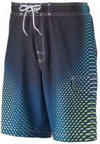 Men's SONOMA Goods for LifeTM Geometric Stretch Swim Trunks