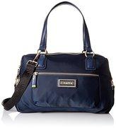 Calvin Klein Nylon Satchel Bag