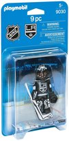 Playmobil NHL Los Angeles Kings Goalie Building Kit