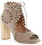 Jeffrey Campbell Cordia Cutout Block Heel Sandal