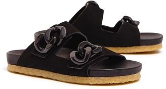 Tory Burch Adrien Two-Band Slide