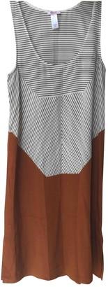 Eres Brown Silk Swimwear for Women