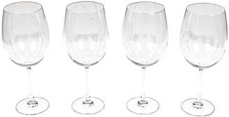 Alex Liddy Grand Cru Oversized Bordeaux Glass 850ml Set Of 4