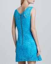 Nanette Lepore Mambo Paisley-Lace Dress
