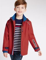 Marks and Spencer Zipped Technical Jacket with StormwearTM (3-14 Years)