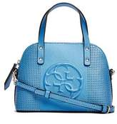 GUESS Korry Perforated Mini Satchel.