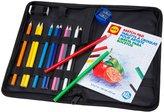 Alex Colored Pencil Case