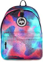 Hype Spray Paint Print Backpack*