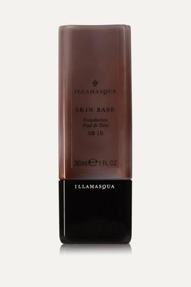 Illamasqua Skin Base Foundation - 18, 30ml