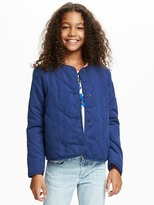 Old Navy Quilted Jacket for Girls