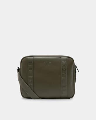 Ted Baker TABLA PU satchel shoulder bag