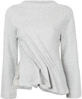 Miharayasuhiro tack twist jumper - women - Cotton - 36