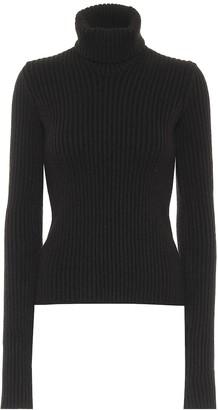 Bottega Veneta Ribbed-knit wool-blend sweater