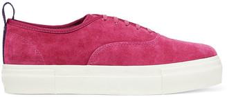Eytys Mother Woven Platform Sneakers