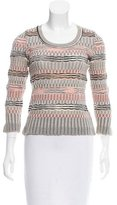Missoni Wool Abstract Top