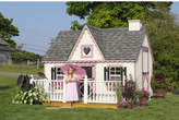 Little Cottage Company Victorian Playhouse