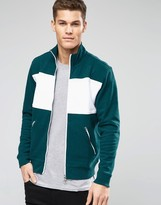 Lacoste Live Track Jacket with Chest Stripe