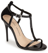 Chinese Laundry Leo Patent T-Strap Sandal