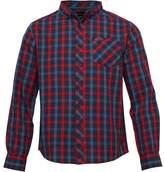 Ben Sherman Junior Boys Long Sleeve Shirt Navy Blazer