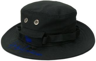 Yohji Yamamoto Logo Print Hat