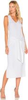 Rag & Bone Michelle Sweater Dress in White
