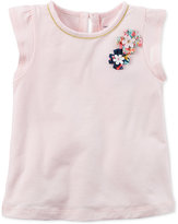 Carter's Flutter-Sleeve Tank Top, Little Girls (2-6X) and Big Girls (7-16)