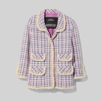 Marc Jacobs The Tweed Suit Jacket