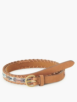 Lucky Brand Vintage Beaded Belt