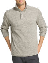 Van Heusen Long Sleeve Sweater Fleece