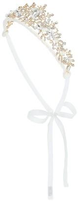 MonnaLisa Crystal-embellished headband