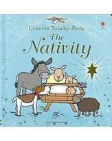 Fashion World Touchy Feely Nativity Book