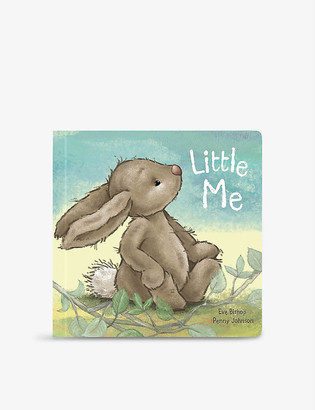 Jellycat Little Me hardback book 19cm