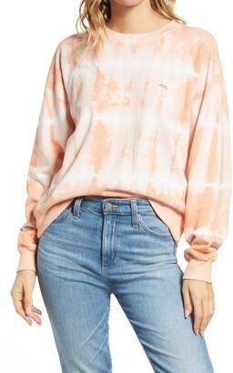 Billabong Sun Shrunk Crewneck Sweatshirt