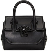 Versace Black Mini Palazzo Empire Bag
