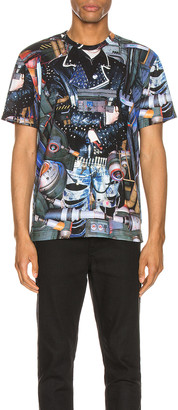 Comme des Garcons Graphic Tee in Multi | FWRD