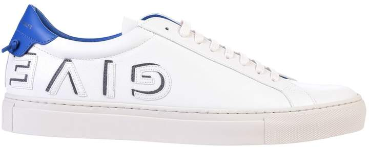 Givenchy White Branded Sneakers
