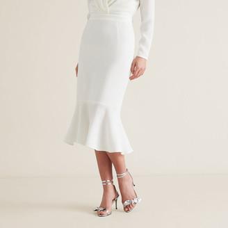 Seed Heritage Peplum Skirt