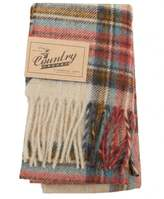 Barbour Country Checked Scarf