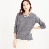 J.Crew Marled tunic sweater