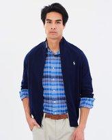 Polo Ralph Lauren Zip Knit Sweater