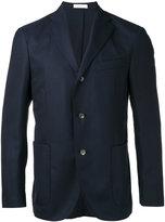 Boglioli patch pockets blazer