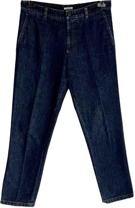 Miu Miu Blue Denim - Jeans Jeans