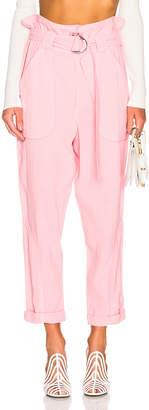 IRO Harmony Pant in Light Pink | FWRD