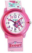 Scout 280305013 Girls Watch Analogue Quartz Faux Leather