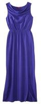 Merona Women's Cowl Neck Sleeveless Maxi Dress - Assorted Colors